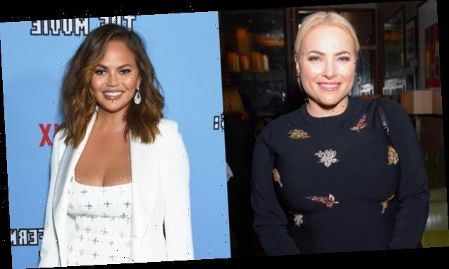 Meghan McCain 'Gets' Why Chrissy Teigen Quit Twitter: 'We're Living In A Toxic Time'