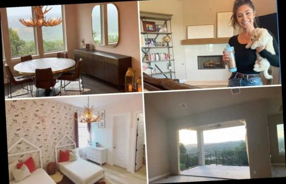 Inside Teen Mom alum Bristol Palin's fully-remodeled $773K Texas home featuring massive patio and panoramic views
