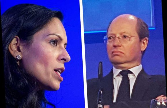 Government settles with former head of the Home Office over Priti Patel bullying claims