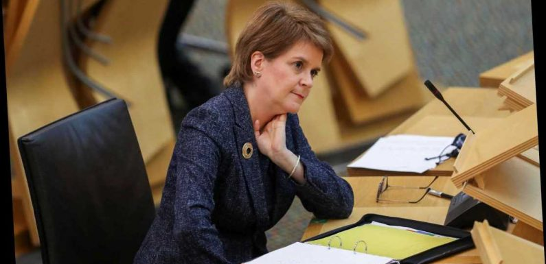 Nicola Sturgeon relaxes lockdown rules EARLY after Boris Johnson insists he will stick to his roadmap plan