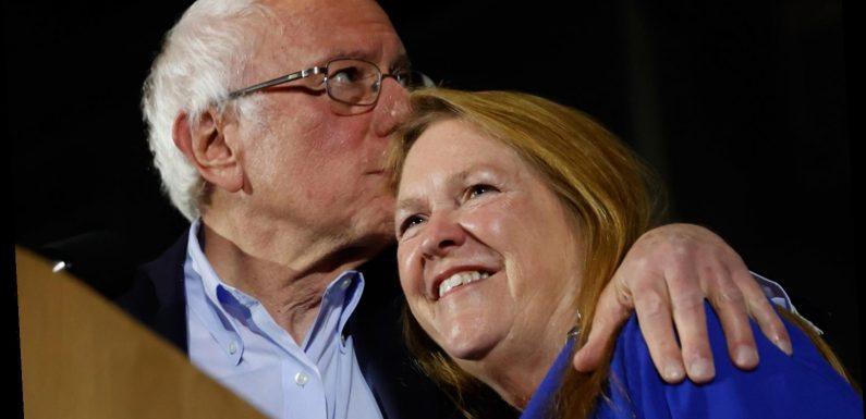 Who is Bernie Sanders' wife?