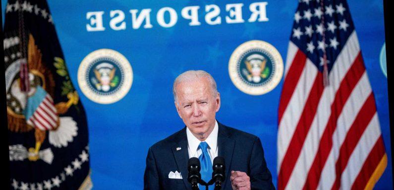 When will Biden sign the stimulus bill?