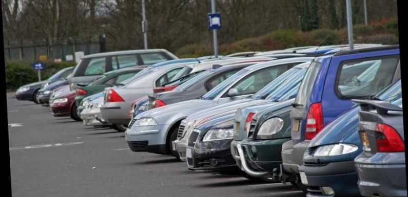 Brits who pay parking fines early to get half off in new crackdown on cowboy firms