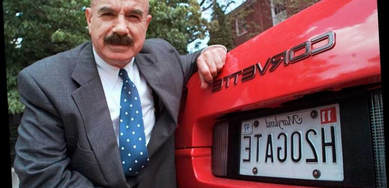 Who was G. Gordon Liddy and how did he die?