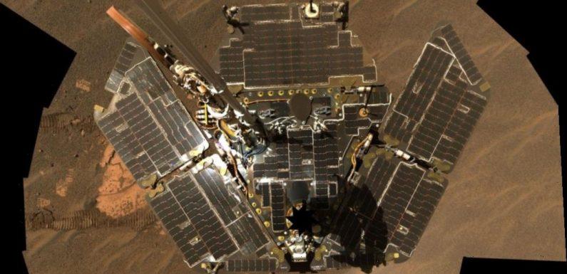 Mars Exploration Documentary 'Good Night Oppy' In Works From Amazon Studios, Amblin TV & Film 45
