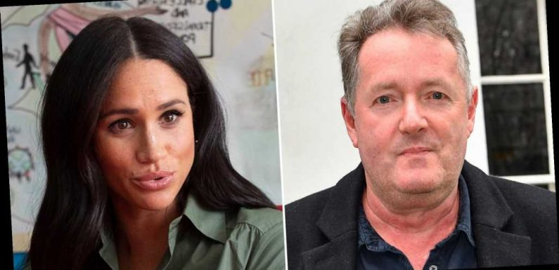 Piers Morgan Says His Sons Have Received Threats After Meghan Markle Scandal