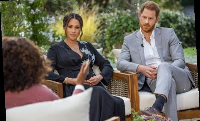 ViacomCBS Stock Spikes Following Prince Harry-Meghan Markle Interview