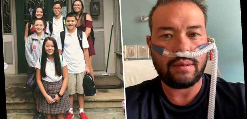 Jon Gosselin 'not surprised' his 6 estranged kids 'didn't reach out' when he had Covid but is 'hopeful they'll reunite'