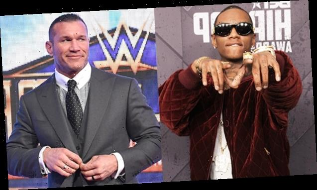 Soulja Boy & Randy Orton Feud After Rapper Calls WWE 'Fake': 'Come To My World & Say That'