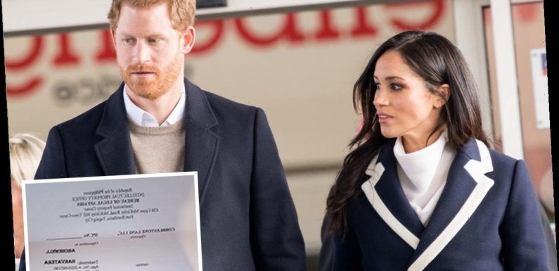 Prince Harry and Meghan Markle in copyright battle against small Filipino business owner over Archewell deodorant name