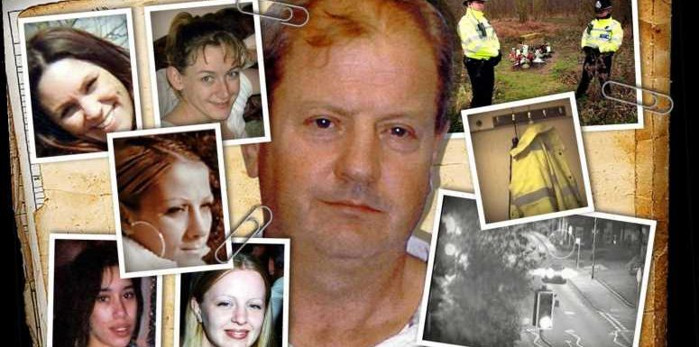 Inside Suffolk Strangler's sick crimes – from murdering 5 women to 'arranging naked bodies in shape of crucifix'