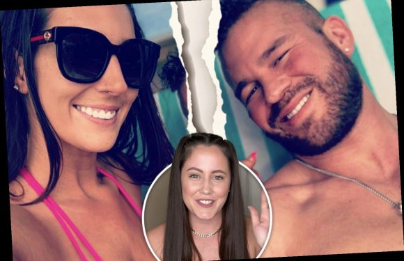 Teen Mom Jenelle Evans' ex Nathan Griffith 'splits from longtime girlfriend Ashley Lanhardt' and 'moves in with mom'