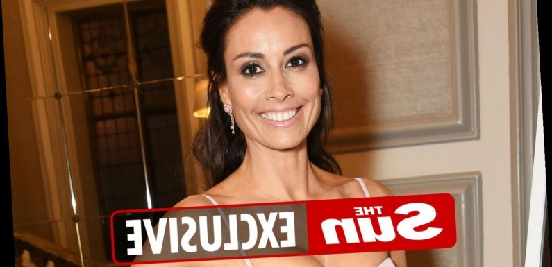 Melanie Sykes is the latest star to join the Celebrity MasterChef line up