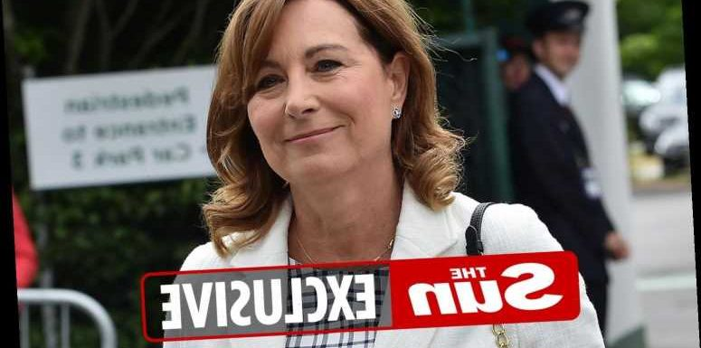 Carole Middleton pulls out of publicity drive to avoid being 'insensitive' to ill Prince Philip