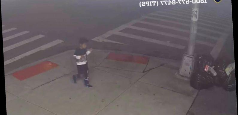 Cops arrest mom of girl found alone on Bronx street corner