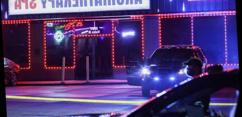 Police release 911 audio in Atlanta spa shootings