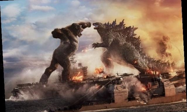 What Time Does 'Godzilla vs Kong' Come Out on HBO Max?