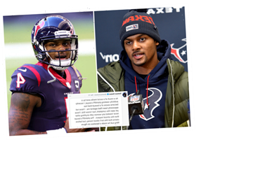 Houston Texans' Deshaun Watson 'sexual assault' accusers surge to 'NINE' while lawyer in talks with 'several others'