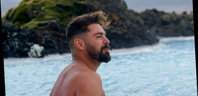 Zac Efron Begins Production on Season 2 of Netflix Show Down to Earth in Australia