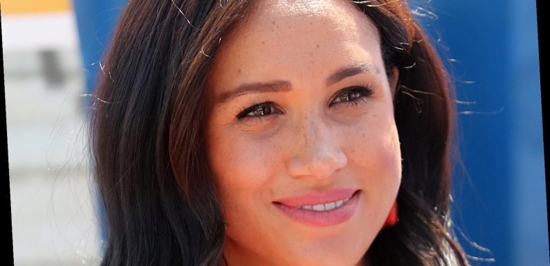 Meghan Markle's Political Aspirations Are Allegedly Heating Up