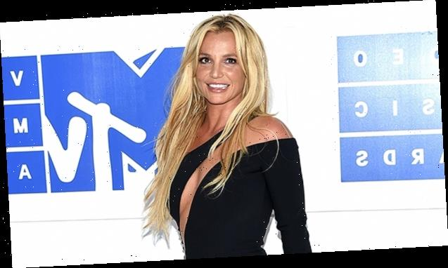 Britney Spears Says She's An 'Extremely Wicked Looking Vampire' In Bizarre New Video