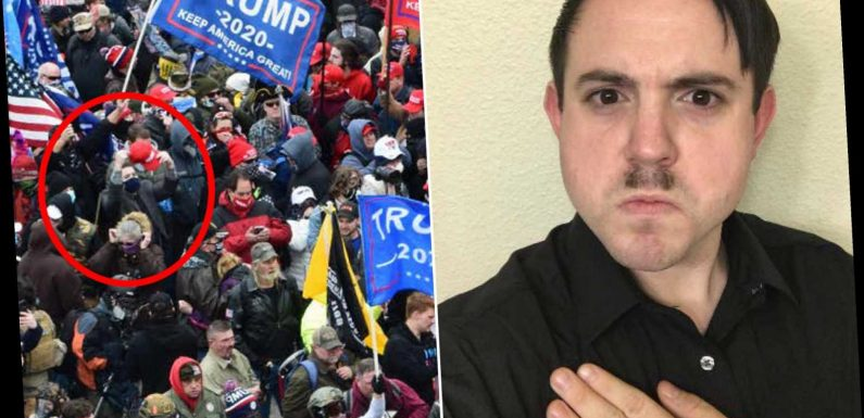 Feds want alleged NJ Nazi to stay behind bars for role in Capitol Riot