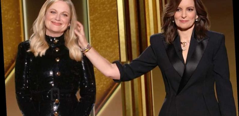 Golden Globes: Tiny Fey, Amy Poehler Slam HFPA in Opening Monologue