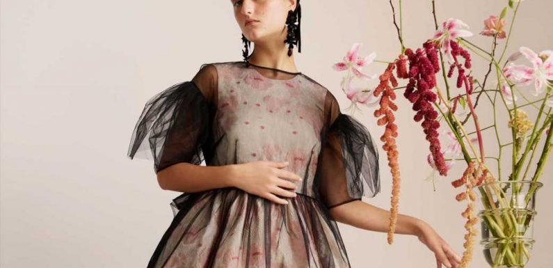 H&M x Simone Rocha Capsule Breaks the Internet in China