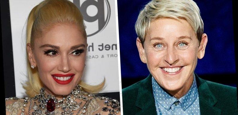Gwen Stefani invites Ellen DeGeneres to be her maid of honor