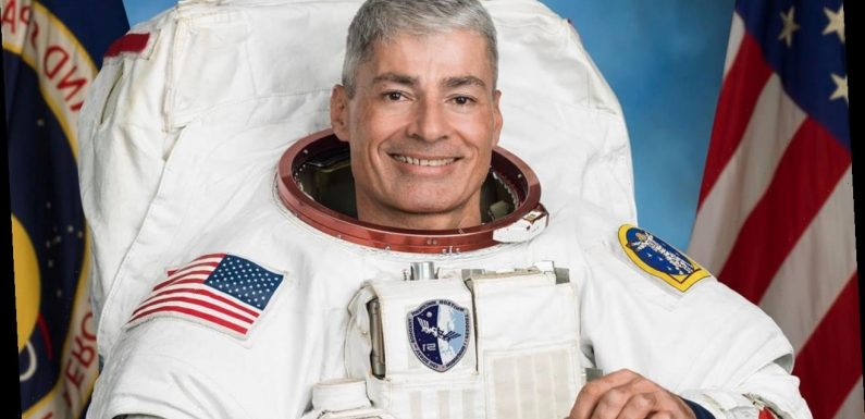 NASA astronaut Mark Vande Hei readies for April flight to International Space Station