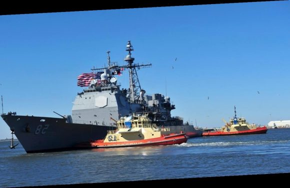 COVID-19 strikes 2 US Navy warships moored in Bahrain, at least 40 infected
