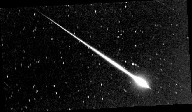 UK doorbell cameras and dashcams capture meteor on video
