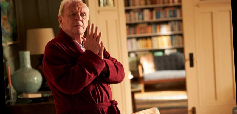 What to stream this weekend: 'The Father' with Anthony Hopkins, Netflix's 'A Week Away'