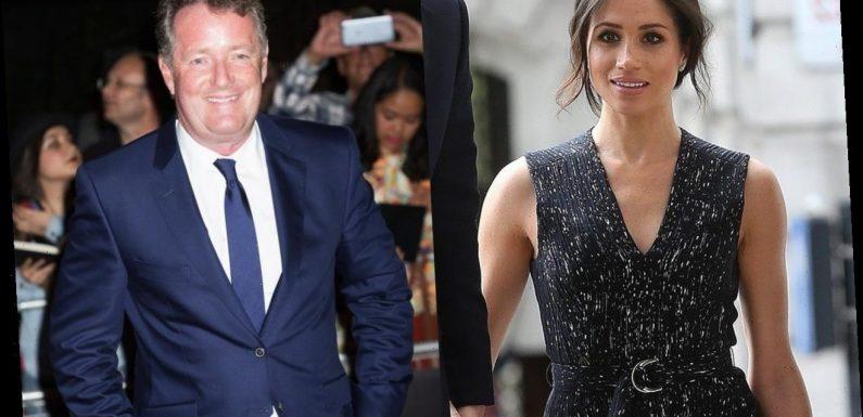 Meghan Markle Takes Her Dispute With Piers Morgan to British Broadcasting Regulators