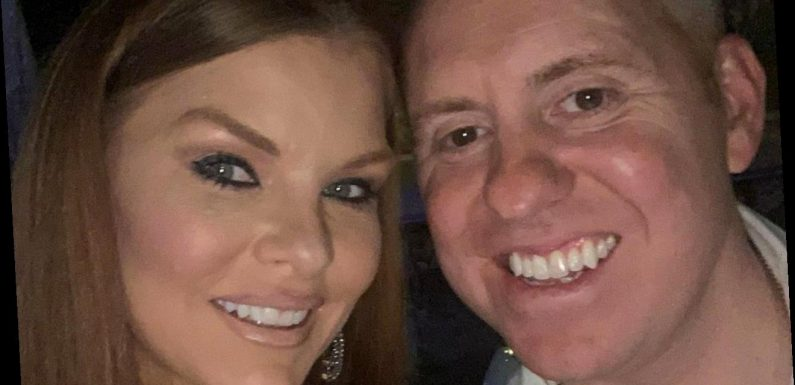 'RHOD' Star Brandi Redmond Asks for Privacy After Husband Is Caught Kissing Another Woman