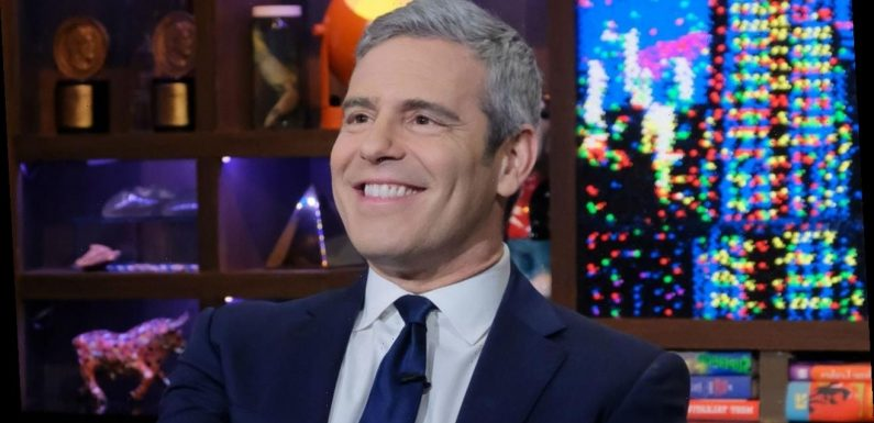Andy Cohen Posts Flashback Pic to Honor 15th Anniversary of 'RHOC'