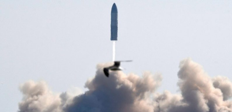 SpaceX to Test Launch Another Prototype of Rocket to Mars