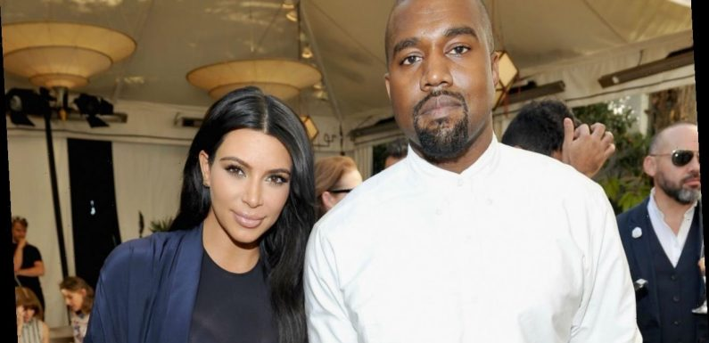 How Kim Kardashian Is Handling Kanye West Not Speaking Directly to Her