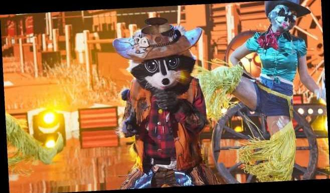 'The Masked Singer': The Raccoon Gets Chased Off in Week 3!