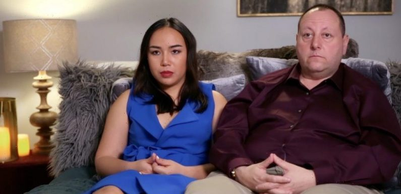 '90 Day Fiancé': David Toborowsky Shares Sweet Tribute to His Wife, Annie Suwan Toborowsky: 'I Love You My Queen'
