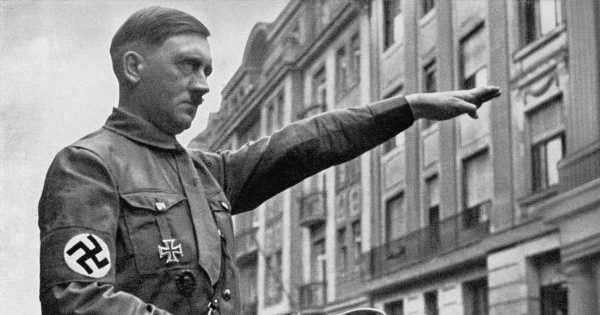 Adolf Hitler was a 'junkie with ruined veins' after meth and cocaine injections