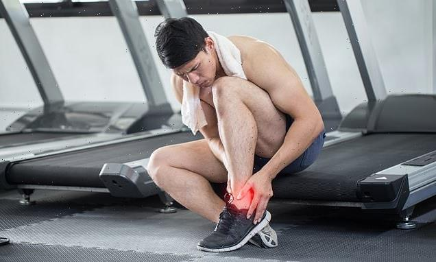 Almost HALF of runners injure themselves in a year, study finds