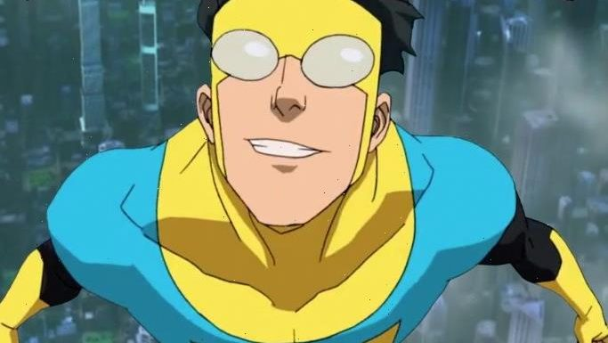 Amazon's New Animated Series 'Invincible' Boasts Quite the Talented Voice Cast