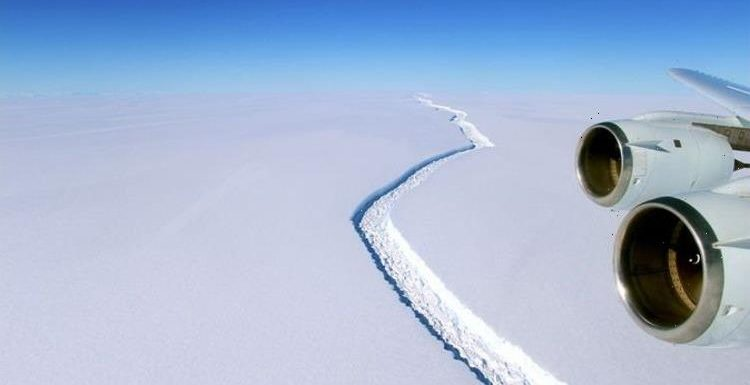 Antarctica's fourth-biggest ice shelf under threat of collapse – 'Leads to sea level rise'