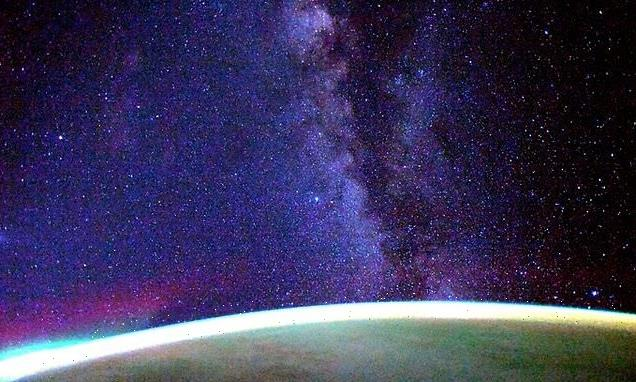 Astronaut shares mesmerising timelapse video of the Milky Way