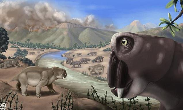 Biggest mass extinction took TEN times longer on land than water