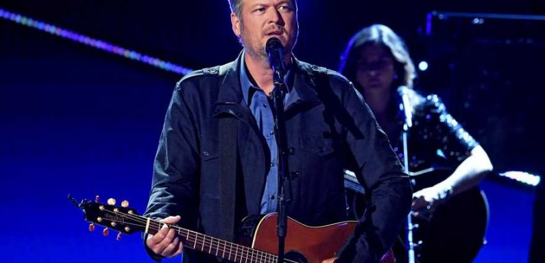 Blake Shelton Is a Tortured Soul in the New Ballad 'Bible Verses'