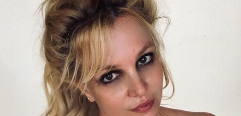 Britney Spears Says She's Embarrassed By New Documentary, Cried For Weeks