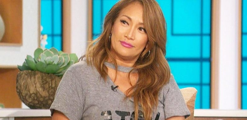 Carrie Ann Inaba Takes Leave of Absence From 'The Talk'