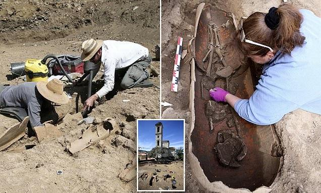 Corsica 'city of the dead' home to 40 tombs from over 1,700 years ago